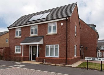 Thumbnail 4 bed property for sale in Bradfield Way, Waverley, Rotherham