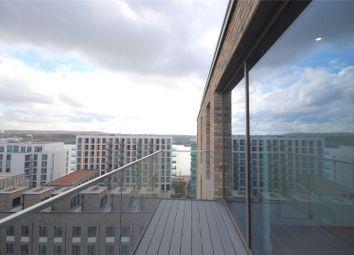 Thumbnail 2 bed flat to rent in Windlass House, 21 Schooner Road, London
