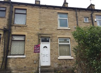 Thumbnail 2 bed terraced house to rent in Hartington Terrace, Bradford