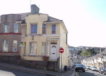 Thumbnail 4 bed end terrace house for sale in Keyham, Plymouth, Devon