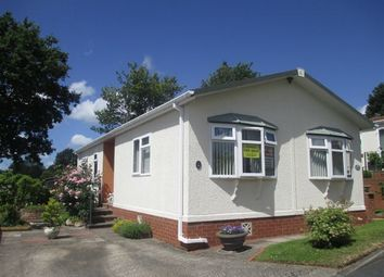 Thumbnail 2 bed mobile/park home for sale in Highly Park, Bridgnorth, Shropshire