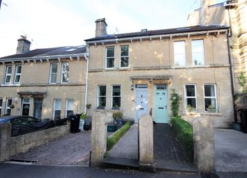 Thumbnail 3 bed terraced house to rent in Entry Hill, Bath