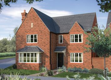 "Thumbnail 5 bed detached house for sale in ""The Arundel"" at Heyford Park, Camp Road, Upper Heyford, Bicester"