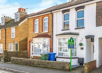 Thumbnail 2 bed terraced house for sale in High Street, Queenborough
