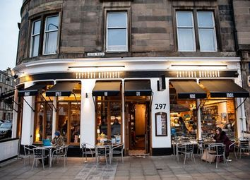 Thumbnail Restaurant/cafe for sale in Leith Walk, Edinburgh