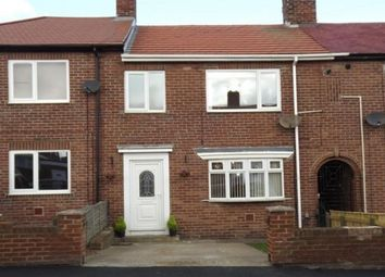 Thumbnail 3 bed property to rent in Widdrington Avenue, South Shields