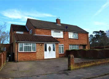 4 bed semi-detached house for sale in Bracknell Road, Camberley, Surrey GU15