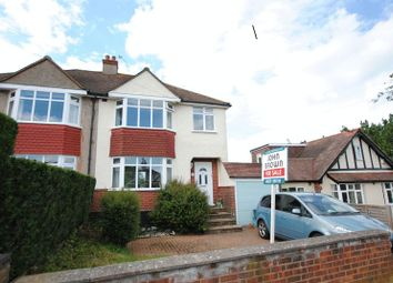 Thumbnail 3 bed semi-detached house for sale in Waddington Avenue, Old Coulsdon, Coulsdon
