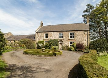 Thumbnail 4 bed farmhouse for sale in Low Woodside Farmhouse, Lanchester, County Durham