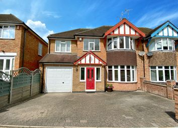 4 bed semi-detached house for sale in Brent Knowle Gardens, Leicester, 2 LE5