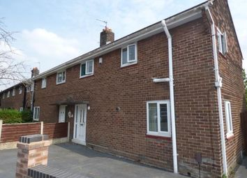 Thumbnail 3 bed semi-detached house for sale in Clifton Close, Woolston, Warrington, Cheshire