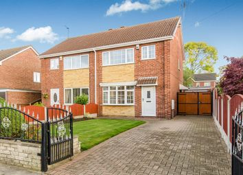 Thumbnail 3 bed semi-detached house for sale in Lock Lane, Thorne, Doncaster