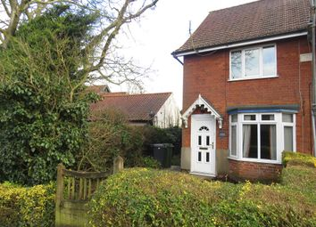 Thumbnail 2 bed cottage for sale in The Street, Bracon Ash, Norwich