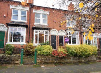 Thumbnail 2 bed terraced house for sale in War Lane, Birmingham