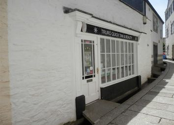 Thumbnail Commercial property for sale in Truro Quick Tan And Beauty, 1, Coombes Lanes, Truro