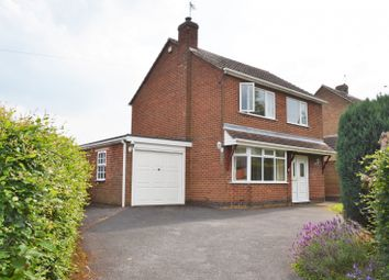 Thumbnail 3 bed detached house for sale in Rotherwood Drive, Ashby De La Zouch