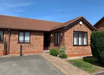 Thumbnail 2 bedroom bungalow for sale in Nightingale Court, Peterborough, Cambridgeshire