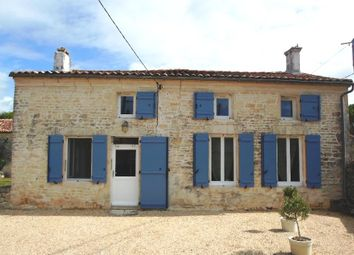 Thumbnail 3 bed property for sale in Poitou-Charentes, Charente-Maritime, Fontaine Chalendray