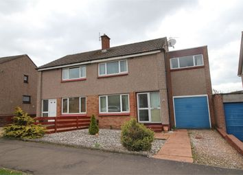 Thumbnail 3 bed semi-detached house for sale in Barry Road, Kirkcaldy, Fife