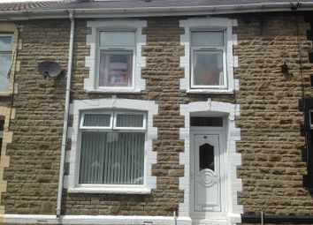 Thumbnail 2 bed terraced house to rent in Treharne Road, Maesteg, Bridgend.