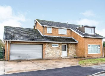 Thumbnail 3 bedroom detached house for sale in Eastbrook Road, Lincoln