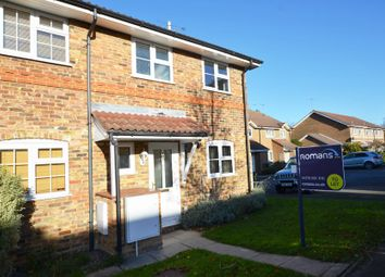 Thumbnail 3 bed end terrace house to rent in Ryves Avenue, Yateley
