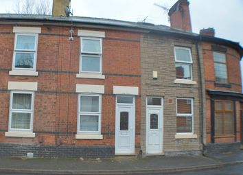 Thumbnail 2 bedroom terraced house to rent in Clifford Street, Derby