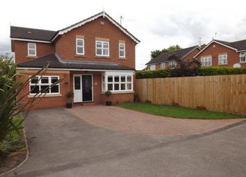 Thumbnail 4 bed detached house for sale in Coxmoor Close, Edwalton, Nottingham