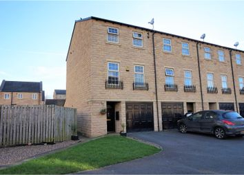 Thumbnail 3 bedroom town house for sale in Marlington Drive, Huddersfield