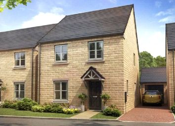 Thumbnail 4 bed detached house for sale in Black Rock Court, Stonegate, Huddersfield