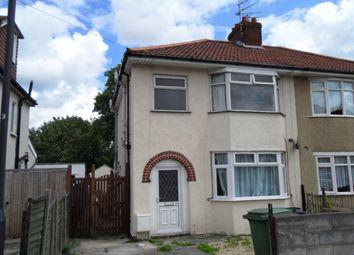 Thumbnail 1 bedroom flat to rent in Wades Road, Filton, Bristol
