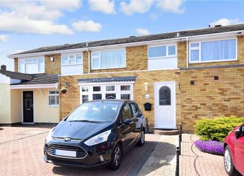 Thumbnail 3 bed terraced house for sale in Elder Way, Wickford, Essex