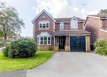 Thumbnail 4 bed detached house for sale in Petrel Close, Astley, Tyldesley, Manchester