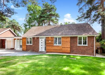 Thumbnail 3 bed detached bungalow for sale in Heatherway, Crowthorne