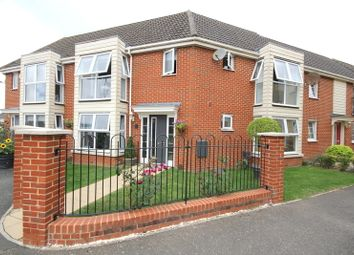 Thumbnail 3 bed terraced house for sale in St. Simon Close, Costessey, Norwich