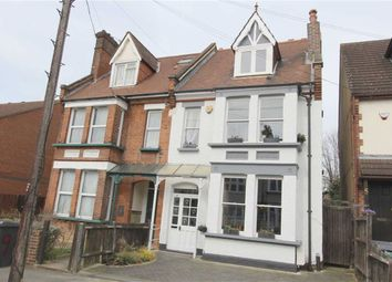 Thumbnail 5 bedroom semi-detached house for sale in Woodland Road, North Chingford, London