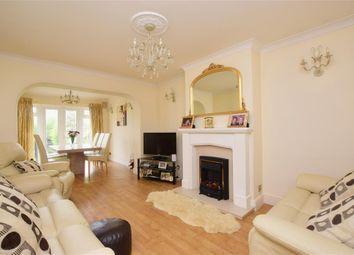Thumbnail 2 bedroom semi-detached bungalow for sale in Alderwood Drive, Abridge, Essex
