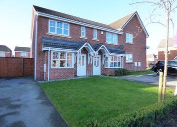 Thumbnail 3 bed semi-detached house for sale in New Inn Close, Buckshaw Village, Chorley