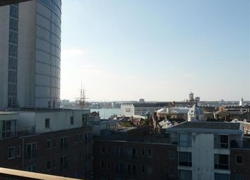 Thumbnail 2 bed flat to rent in Unicorn House, Cross Street, Portsmouth