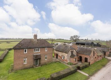 Thumbnail Farm for sale in Willows Farm, Sutton-On-The-Hill, Ashbourne, Derbyshire