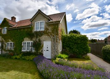 Thumbnail 2 bed semi-detached house for sale in Hall Farm Cottages, Hovingham, York