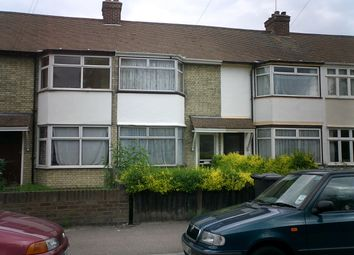 Thumbnail 2 bed terraced house to rent in Cromwell Road, Cambridge