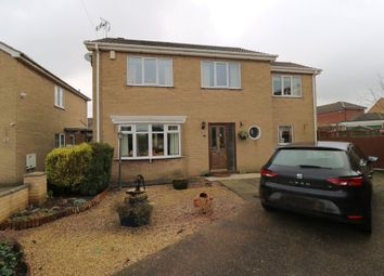 Thumbnail 4 bedroom detached house for sale in Newland View, Epworth, Doncaster