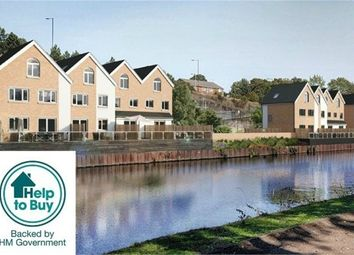 Thumbnail 3 bedroom town house for sale in Scholeys Wharf, Leach Lane, Mexborough, Rotherham, South Yorkshire