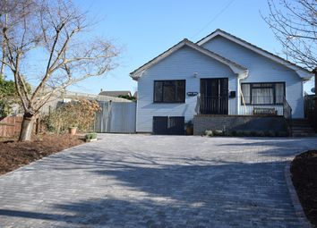 Thumbnail 4 bed detached bungalow for sale in Gully Road, Seaview