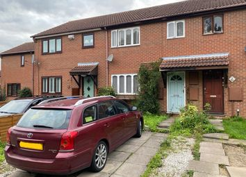 Thumbnail 3 bed terraced house for sale in Junewood Close, Rugby
