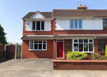 Thumbnail 4 bed semi-detached house for sale in Golborne Dale Road, Newton-Le-Willows