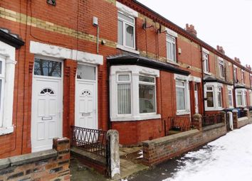 Thumbnail 2 bedroom terraced house for sale in Thomson Road, Gorton, Manchester