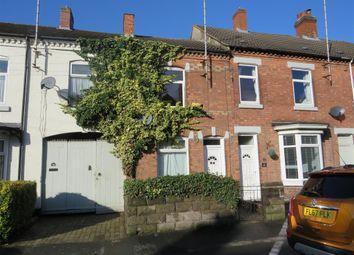 Thumbnail Terraced house for sale in Grange Street, Burton-On-Trent