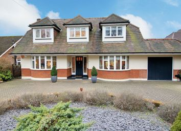 Thumbnail 4 bed detached house for sale in The Ridgeway, Northaw, Potters Bar